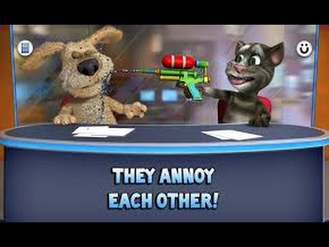 funny talking tom cat videos in hindi