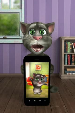 Tatti Version 2 – Funny Tom Cat